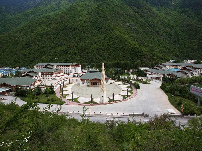 Sheraton-Jiuzhaigou-Resort