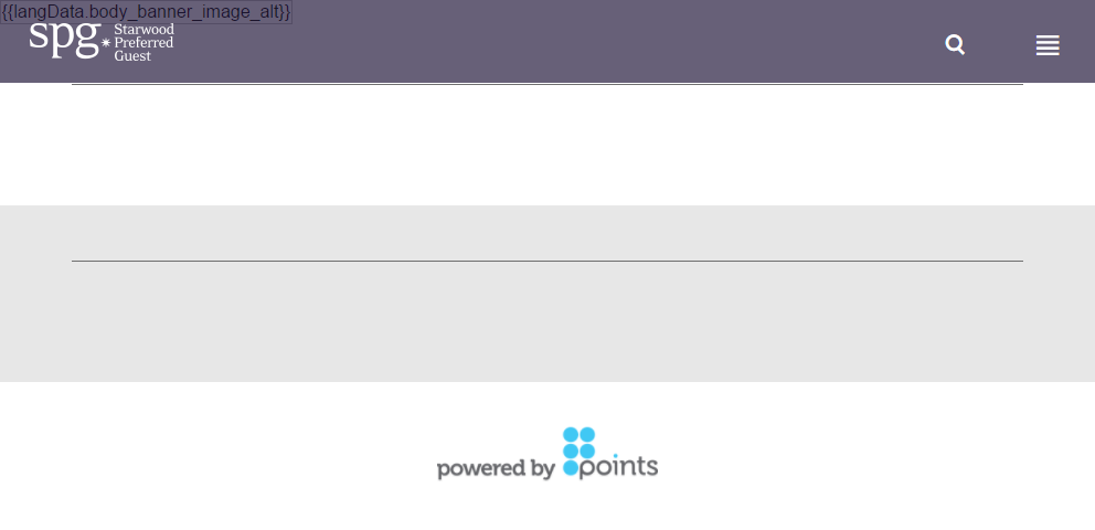 starwood-spg-buy-points-webpage-error-and-increase-limit-to-40k